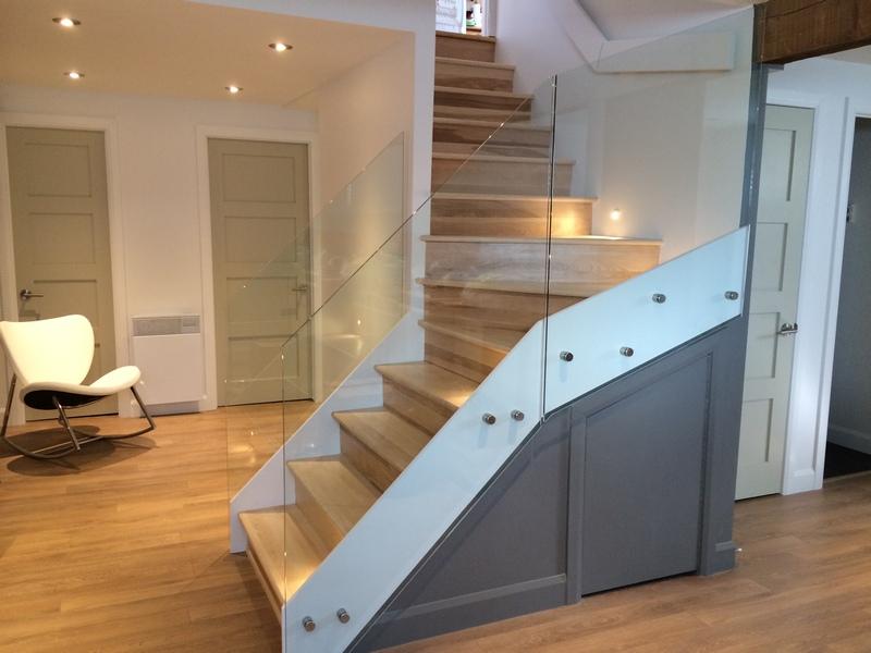 rampes services univers du verre. Black Bedroom Furniture Sets. Home Design Ideas